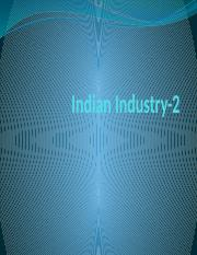 Indian Industry-2.pptx