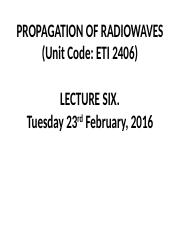 RWP LECTURE 6 2016.pptx
