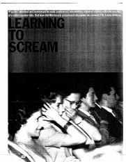 Williams _Learning to Scream_