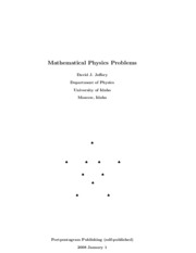 Mathematical Physics Problems