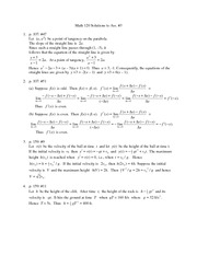 3. Math_120_ASSIGNMENT3_2010 solution