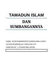 Bab 8 Pptx Bab 8 Tamadun Islam Dan Sumbangannya 8 1 Latar Belakang Masyarakat Arab Sembelum Kedatangan Islam Pengenalan Petempatan Dan Cara Hidup Course Hero