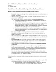 Sexuality and race study guide