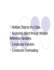 multiple objects.ppt
