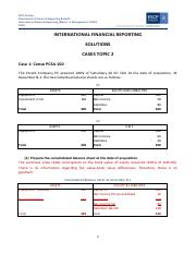 Solutions cases topic 2 2018 Intl Fin Rep.pdf