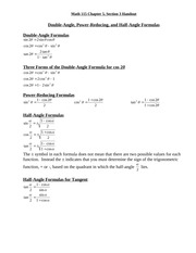 Math 115 chapter5section3 handout
