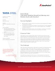 Case-Study-Tata-Steel