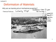 L5 - Deformation of Materials 2013 annotated