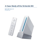 A Case Study of the Nintendo Wii - Rev 1.3