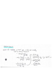 Class Section 3 Notes 1