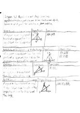 Geometry Ch 5 Notes