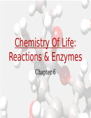 __biochemistry_notes_3_-_proteins_enzymes_and_energy