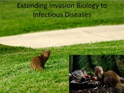 14. Extending invasion biology to infectious diseases