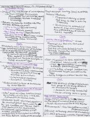 Microbial Ecology Notes