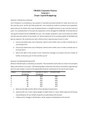 Tutorial 1 capital budgeting.pdf