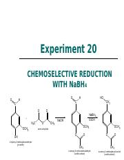 Chemoselective reduction.ppt