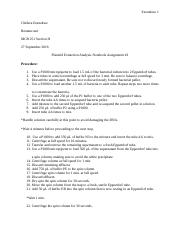 Plasmid Extraction Analysis Notebook Assignment #2.docx