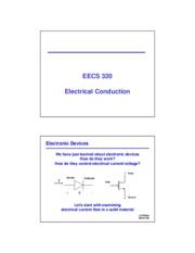 01b - Electrical Conduction