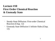 Lecture 10_First Order Reaction(3)