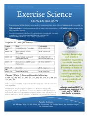 Exercise Science Concentration1.pdf