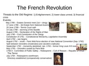 102-5 - The French Revolution(1)