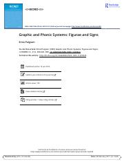 Graphic and Phonic Systems Figurae and Signs.pdf