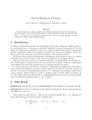 On the Extension of Curves.pdf