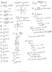 Homework A Solutions on Calculus and Analytic Geometry