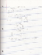 12. Calculus 1 notes