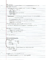 Pre-Calculus Section 2.9 Notes