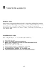 Chapter 9 Work Teams and Groups  teacher resources  nqimch08 (1)
