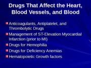 cardiac drugs 5-pharm