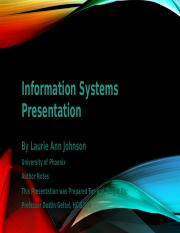 Information Technology Presentation