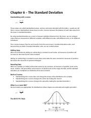 Stats, Data and Models - Chapter 6.docx