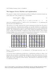 lec4 Classification errors, regularization, logistic regression