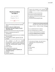 Practice questions for Exam 2 Ch 7-11 KEY.docx
