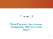 Chapter_15Media_Planning