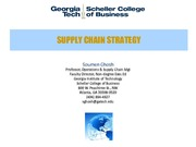 Week-13_Overall Debrief_Global Operations _ Supply Chain Strategy
