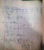 MATH 101 notes on different types of lines