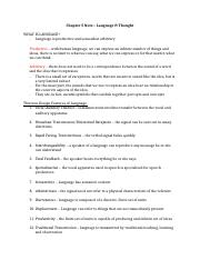 Chapter 5 Note – Language & Thought.docx