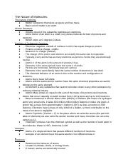 The Nature of Molecules Study Guide.docx