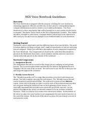 NGU Voice Notebook Guidelines.SP17.docx