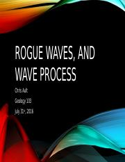 Rogue Waves, and wave process.pptx