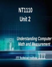 IT1115.Module 1 - Numbering Systems
