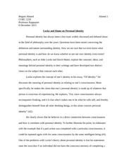 4 paragraph essay on