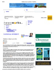 Mandatory voting is a great idea — NewsWorks