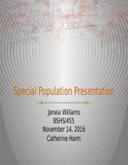 BSHS 455 Week 3-Special Population-LGBT Community Presentation-final.pptx
