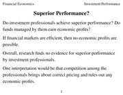 Class 21 Investment_Performance