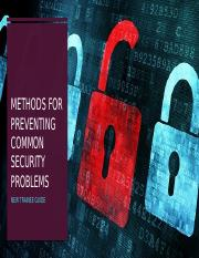 L3 - Methods for preventing common security problems.pptx