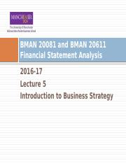 BMAN 20081 Lecture 05 2016 17 Introduction to business strategy pre lecture version.pptx